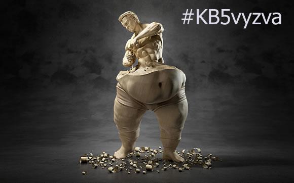 KB5 výzva: 12 kroků ke zlepšení zdraví, síly a kondice