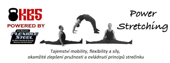 Mobilita a flexibilita pro pokročilé: Power Stretching
