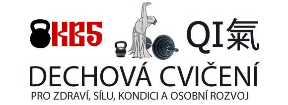 KB5 Qi: Dechová cvičení pro zdraví, sílu, kondici a osobní rozvoj
