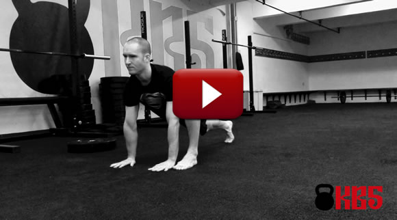 #KB5vyzva – 12 kroků ke zdraví, síle, a kondici: Leopard