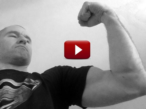 KB5 výzva - biceps