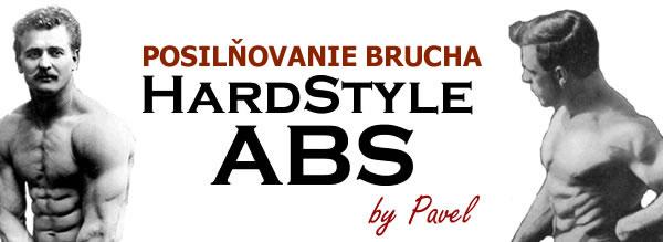 Seminár posilňovanie brucha: Hardstyle Abs