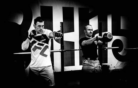 Macek & Pešta: MMA Prep Workshop, 18. března 2017, Praha