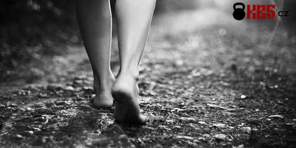 Na slabých chodidlech silné tělo nevybudujete: Krok 2 – pohyblivost