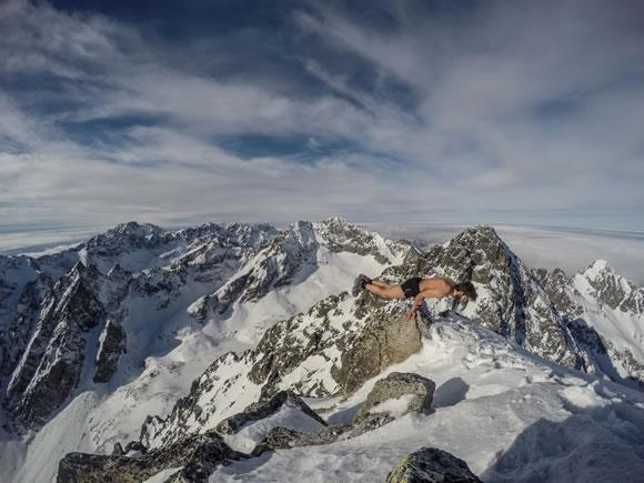 Wim Hof Method: Dechová cvičení, nastavení mysli, otužování chladem