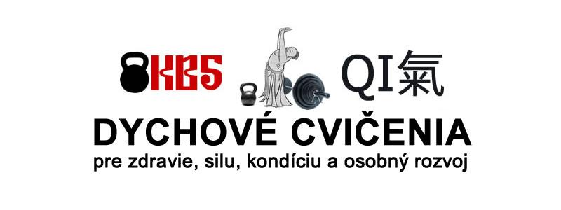 KB5 Qi: Dychové cvičenia pre zdravie, silu, kondíciu a osobný rozvoj