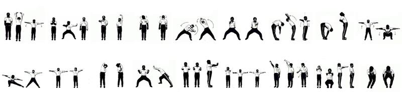 Ruce osmnácti arhatů - Shaolin Qigong