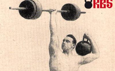 Jak jednoduše zkombinovat cvičení s kettlebell a velkou činkou?