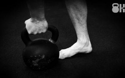 Na slabých chodidlech silné tělo nevybudujete: Krok 3 – zatížení