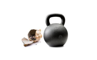 Prasátko, cvičení a lifestyle: Spoříš, anebo utrácíš?