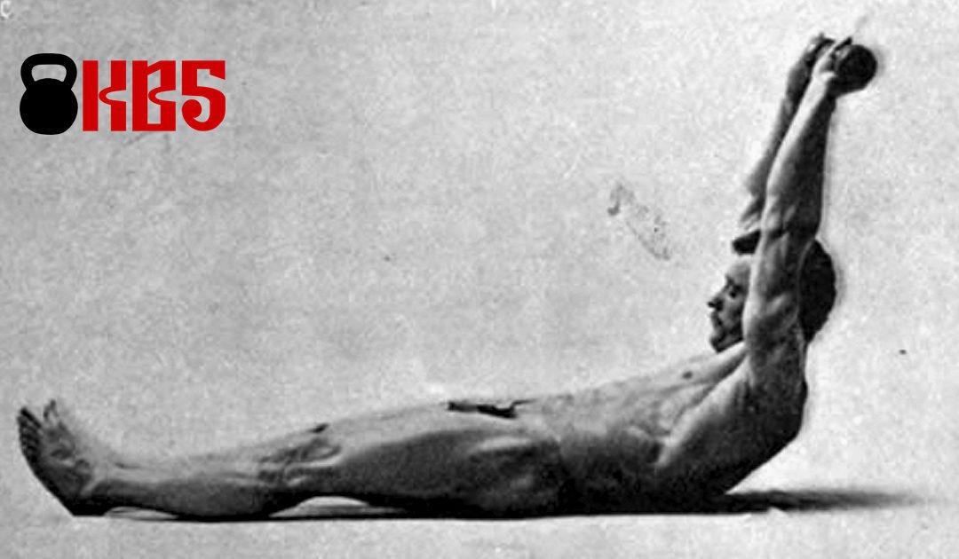 Posilování břicha: Lehsed s paradoxním dýcháním