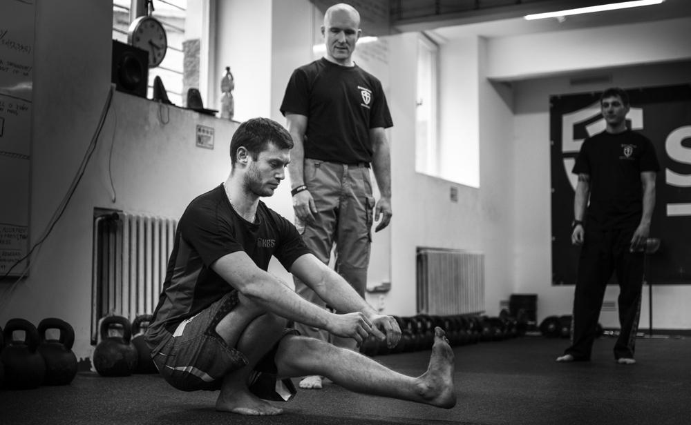 Instruktorská certifikace StrongFirst SFB Bodyweight