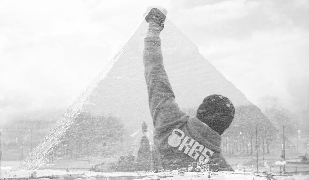 Pyramida sportovního výkonu [díl 1.]