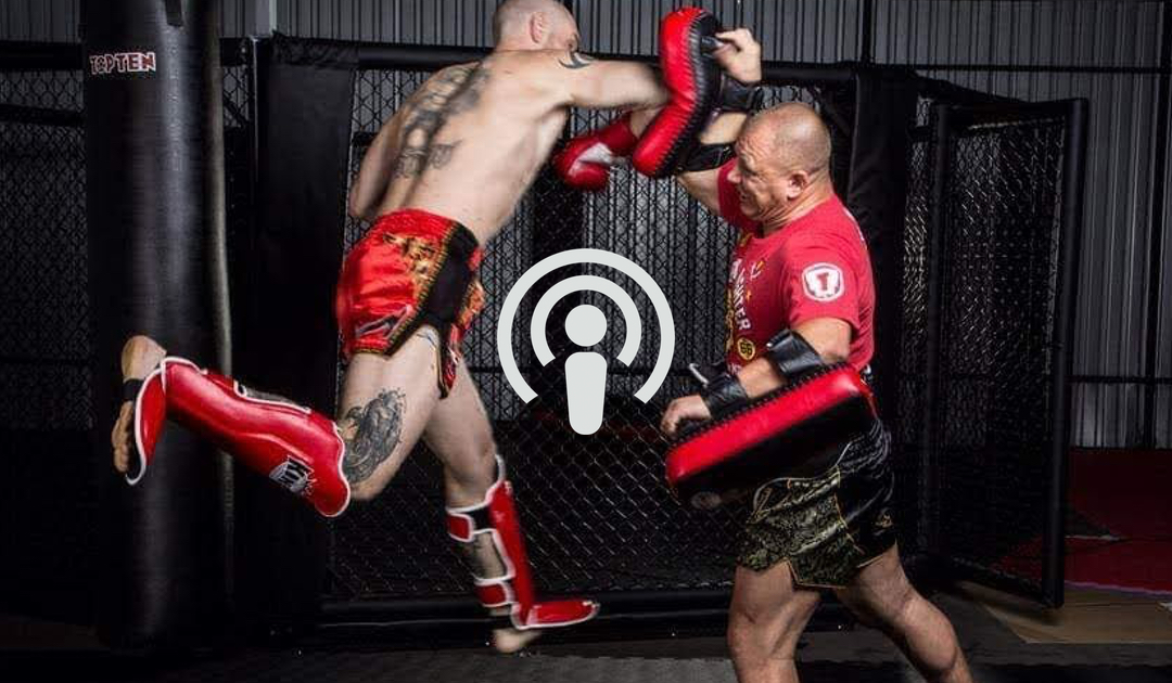 """Petr """"Khru"""" Macháček: Legendární coach thajského boxu a MMA, trenér trenérů, univerzální voják"""