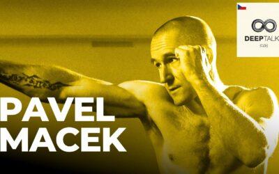 DEEP TALKS 101: Pavel Macek o fyzické a psychické odolnosti [PODCAST]