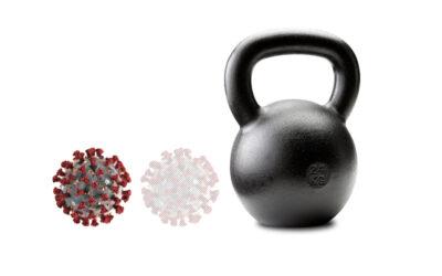 [STUDIE] Nedostatek fyzické aktivity je spojen s vyšším rizikem závažných následků COVID-19: studie  48 440 dospělých pacientů
